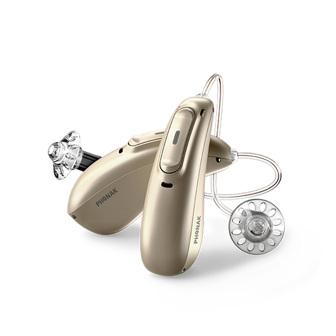 Phonak Audeo M Marvel M30 Hearing Aids (Stream Android & iPhone)