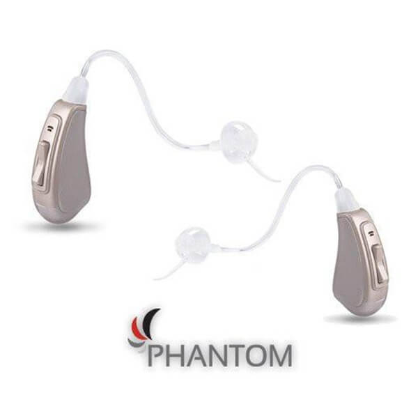FDA Approved OTC Hearing Device - Phantom Personal Sound Amplifiers - Pair