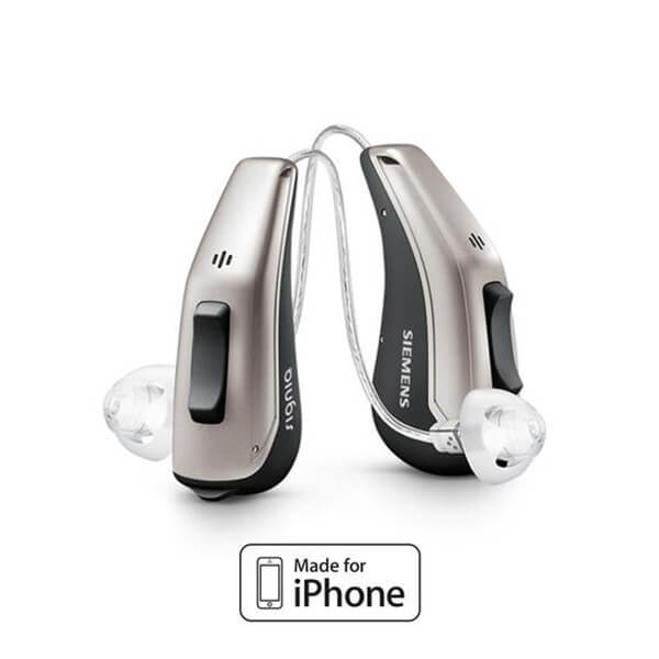 Signia Pure 13 BT Primax 7 Hearing Aids (iPhone Compatible) - Pair
