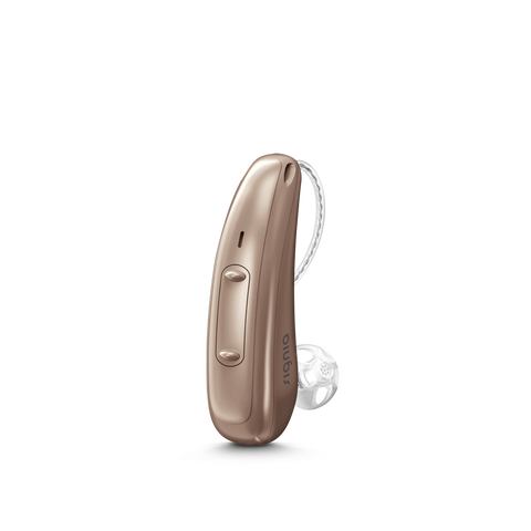 Siemens Signia Pure Charge&Go 5X Rechargeable Hearing Aids (iPhone Compatible)