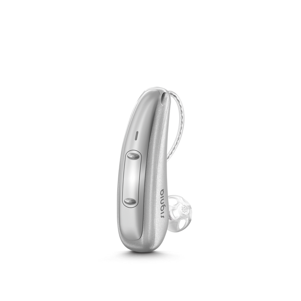 Signia Pure Charge&Go 5X Rechargeable Hearing Aids (iPhone Compatible)