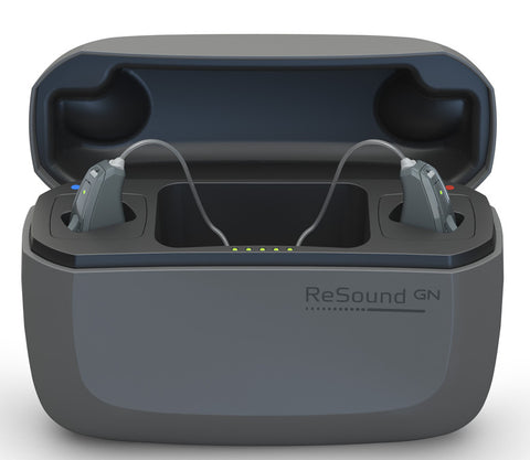 ReSound Linx Quattro Hearing Aids - Direct to iPhone