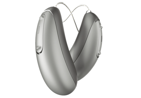 Unitron Moxi Jump Hearing Aids - Android & iPhone Compatible (Pair)
