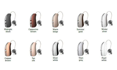 Pair - Widex Beyond 220 Hearing Aids (iPhone Direct)