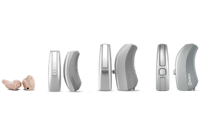 Widex Evoke 440 Hearing Aids (Pair) - Rechargeable Bundle