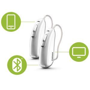 Phonak Audeo B70 Direct to iPhone & Android - Pair