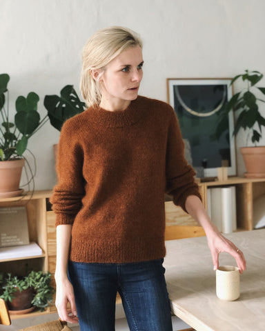 Oslo Sweater fra PetitKnit