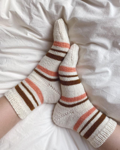 Everyday Socks fra PetitKnit