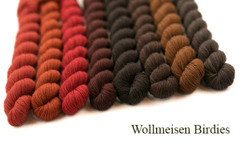 Knit Vadis - Wollmeisen Birdies