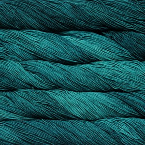 Teal Feather Sock 412