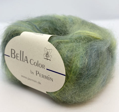 Bella Color 883151 Grønn