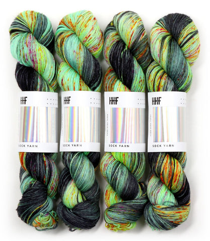 Sock Yarn - Goblin