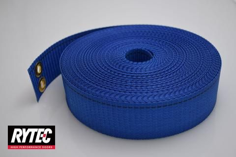 RYTEC Blue tension strap, cut to length