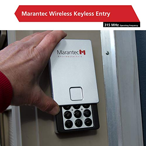 Marantec Wireless Keyless Entry System for Garage
