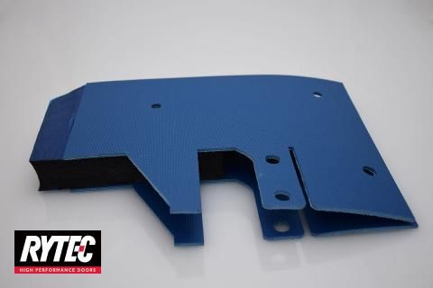 RYTEC Turbo Seal Foam End Tab Assembly