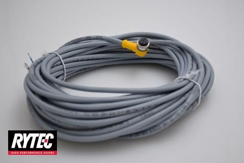 RYTEC Encoder Cable 12, Female, 8 PIN, 15 M