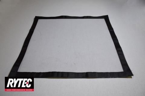 RYTEC Window, 24X24 with Velcro