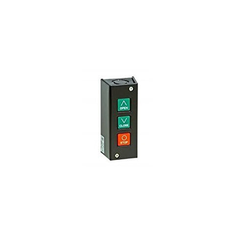 Commercial Garage Door Opener PBS-3 Three Button Station
