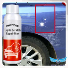 Load image into Gallery viewer, AutoDoc Liquid Scratch Repair Wax + FREE 9H Headlight Cleaning Polish Buy 1 Get 1 FREE With USB Lamp