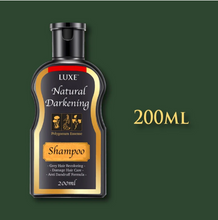 Load image into Gallery viewer, LUXE Natural Darkening Shampoo