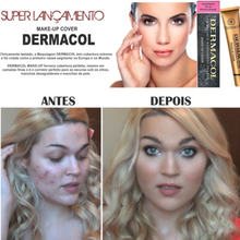 Load image into Gallery viewer, DERMACOAL - BEST FOUNDATION CREAM