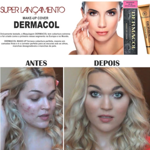 DERMACOAL - BEST FOUNDATION CREAM