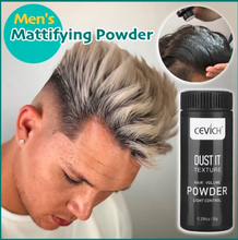 Load image into Gallery viewer, Men's Mattifying Powder