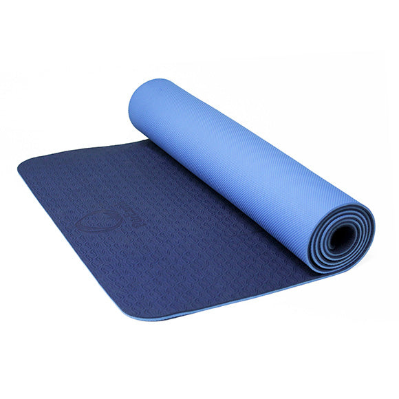 5mm PurEarth II Eco Yoga Mats PurEarth Navy Blue
