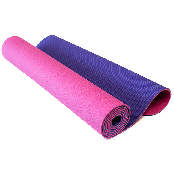 5mm PurEarth II Eco Yoga Mats PurEarth Orchid Pink