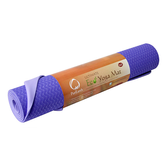 5MM ECO YOGA MATS PurEarth Lavender
