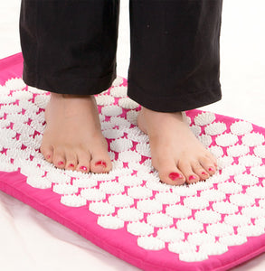 ACUPRESSURE MAT AND CARRY BAG---Clearance, Reg $55