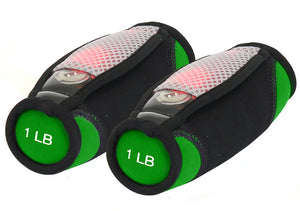 LED Safety Walking Weights, CLEARANCE, regular $15