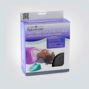 Hot and Cold Neck Rest Massager