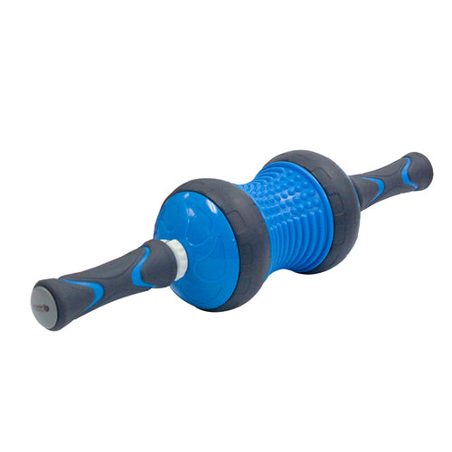ROLLER MASSAGER + AB WHEEL EXERCISER CLEARANCE