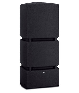 800 Litre Wall Tank - Black