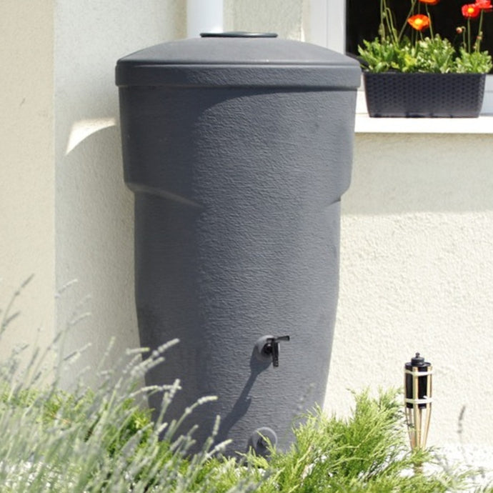 Handycan Slate 270 Litre Space Saving Water Butt