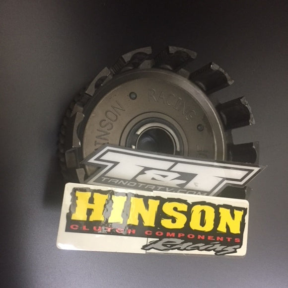 Hinson Racing Banshee Clutch Basket w gear