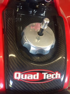 Quad-Tech fuel tank cover 400ex