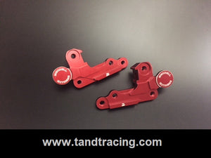 Merrell Extreme Caliper Adapters RED