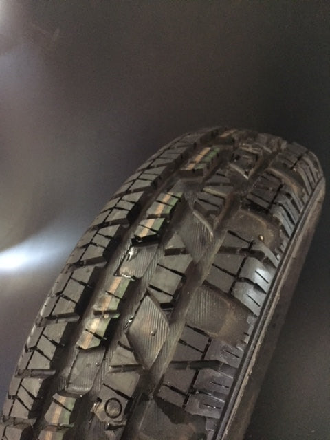 JL Grooved Front Radial MX tires