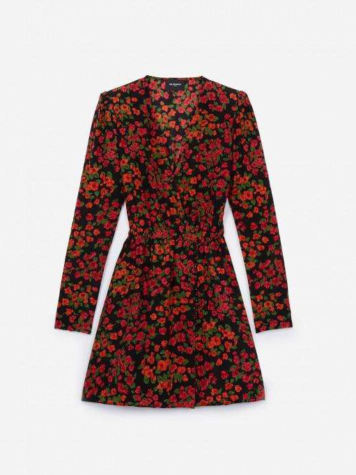 Bloemenjurk The Kooples - CAMELIA