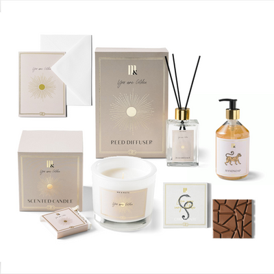 ME&MATS GIFTSET LARGE – YOU ARE GOLDEN