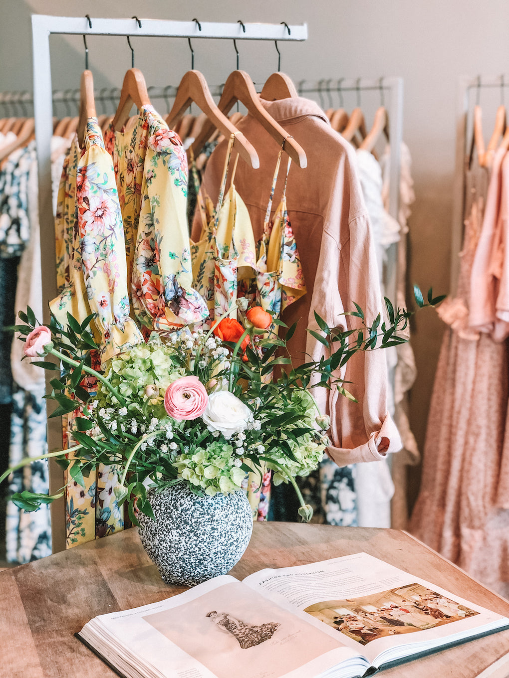 Fleurs of the Week at the SENLIS Robertson Boutique