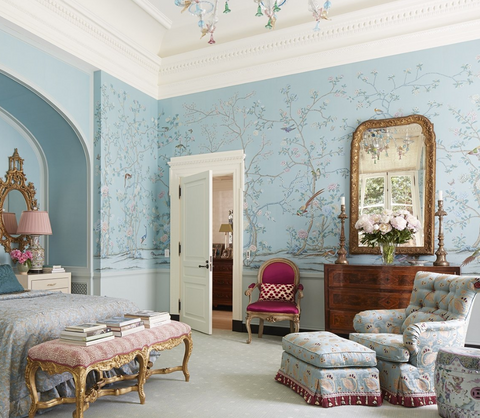 Photo sourced from De Gournay website.