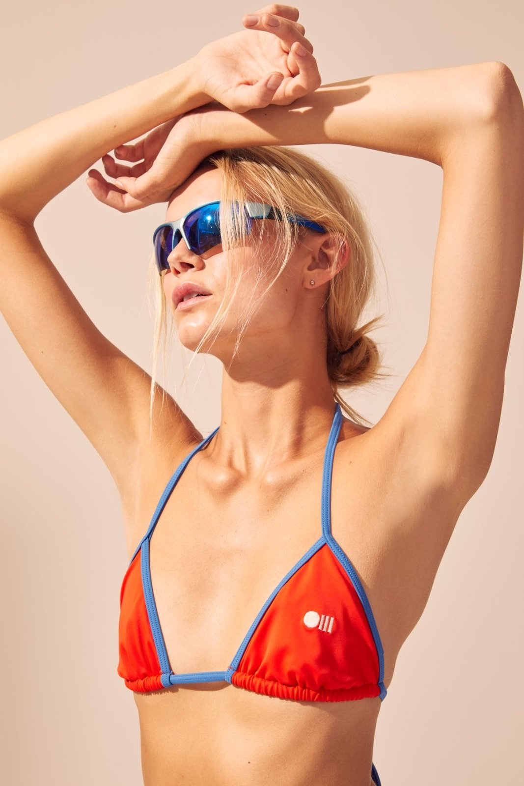 Amber Top swimsuit Solid & Striped
