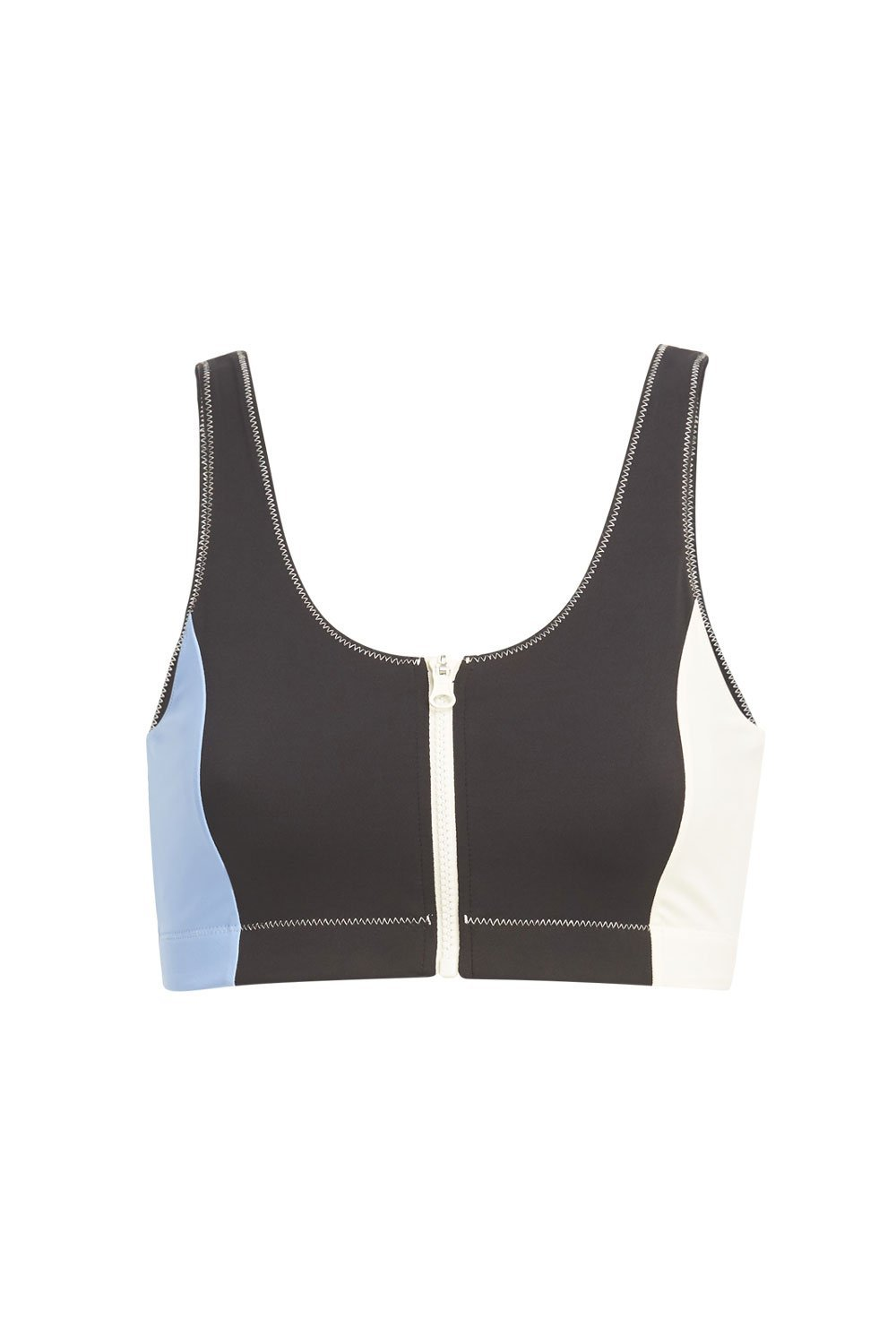 High Tide Zip Front Bra Apparel BANDIER