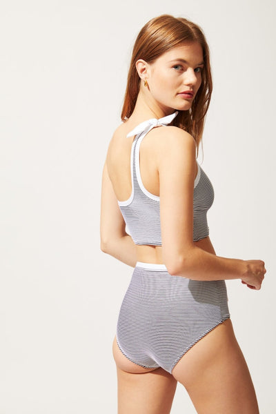 The Rooney Bottom Swimsuit Solid & Striped