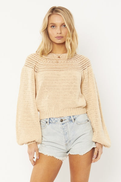 Stevie knit sweater