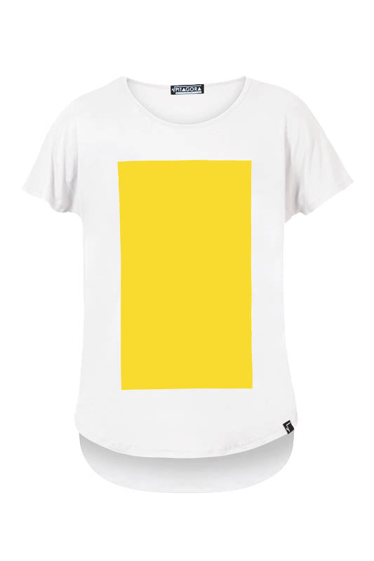 QUADRILATERAL WHITE-LEMON
