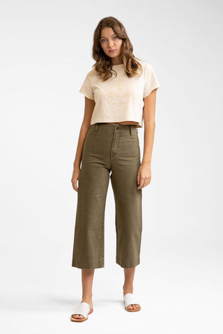 East Coast Pants Khaki